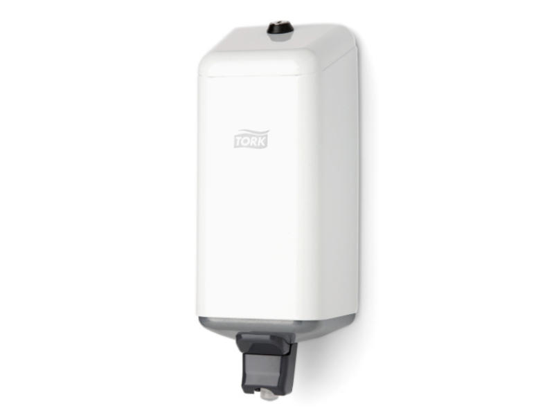Tork Tork Vloeibare Zeep Dispenser Metaal Wit S1
