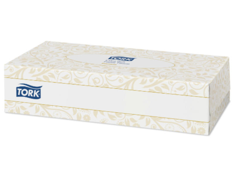 Tork Tork Extra Zachte Facial Tissues 2-laags Wit F1 Premium