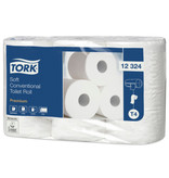 Tork Tork Zacht Traditioneel Toiletpapier 2-laags Wit 396 vel T4 Premium
