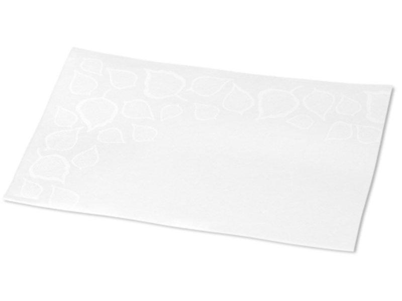Tork Tork Xpressnap® dispenserservet 21,6x33cm 2-laags 1/4-vouw Leaf Design wit 5x100x8