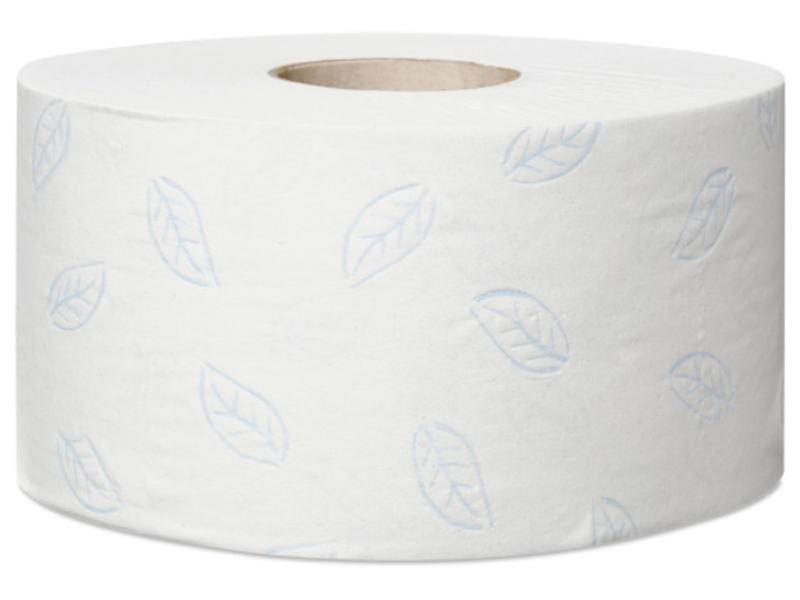 Tork Tork Zacht Mini Jumbo Toiletpapier 2-laags Wit T2 Premium