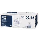 Tork Tork Extra Zacht Mini Jumbo Toiletpapier 3-laags Wit T2 Premium