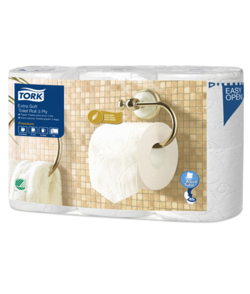 Tork Extra Soft Conventional Toilet Roll T4