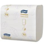 Tork Tork Extra Zacht Gevouwen Toiletpapier 2-laags Wit T3 Premium