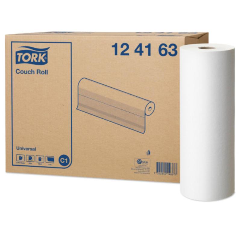 Tork Onderzoekstafelrol 1-laags Wit 49,5 cm C1