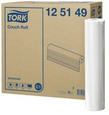 Tork Tork Onderzoekstafelrol 1-laags Wit 49 cm C1