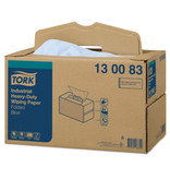 Tork Tork Industrial Heavy-Duty Poetspapier Handy Box 3-laags Blauw W7