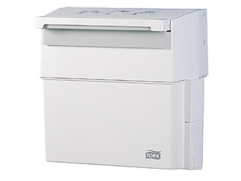 Tork Tork Afvalbak Kunststof Wit 13 liter Compact-Box