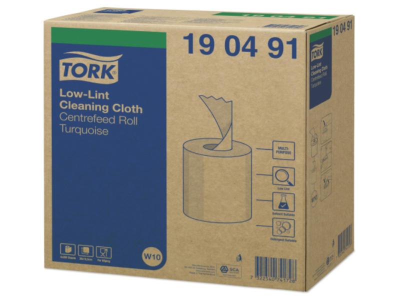 Tork Tork Low-Lint Rol for Bucket Reinigingsdoek W10