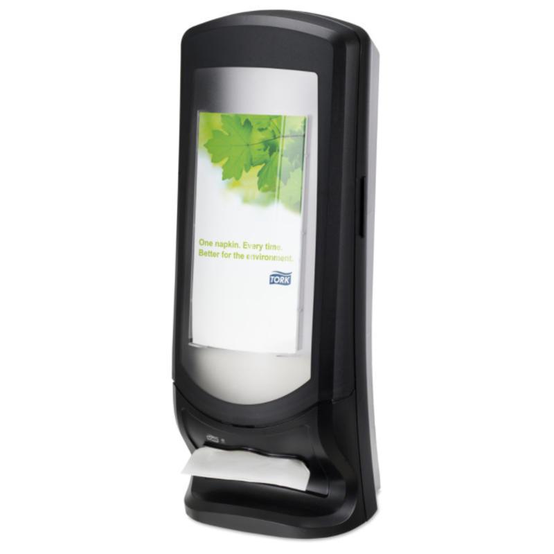 Tork Xpressnap® Stand servetdispenser zwart (N4)