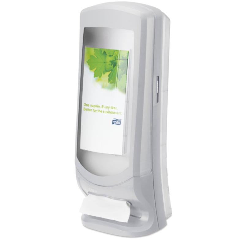 Tork Xpressnap® Stand servetdispenser lichtgrijs (N4)