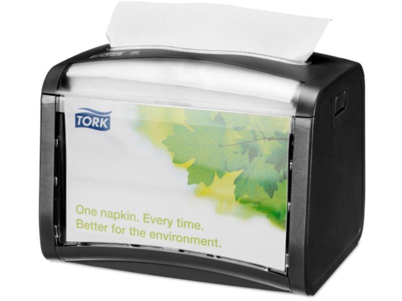 Tork Tork Xpressnap® Tabletop servetdispenser zwart (N4)