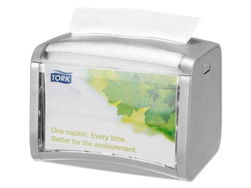 Tork Tork Xpressnap® Tabletop servetdispenser lichtgrijs (N4)