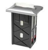 Tork Tork Xpressnap® In-counter servetdispenser rvs-look 30cm (N4)