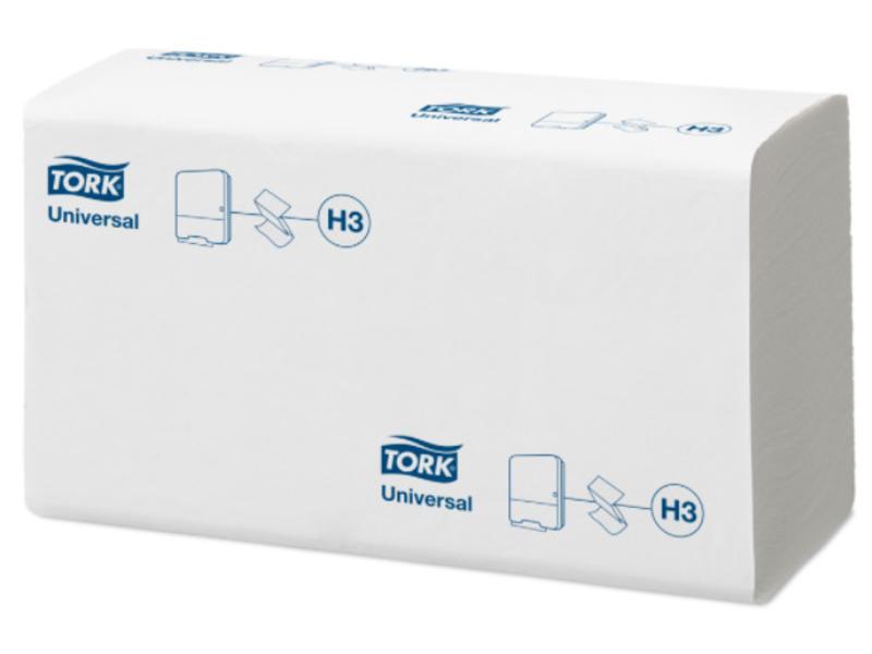 Tork Tork Z-vouw Handdoek 1-laags Wit H3 Universal