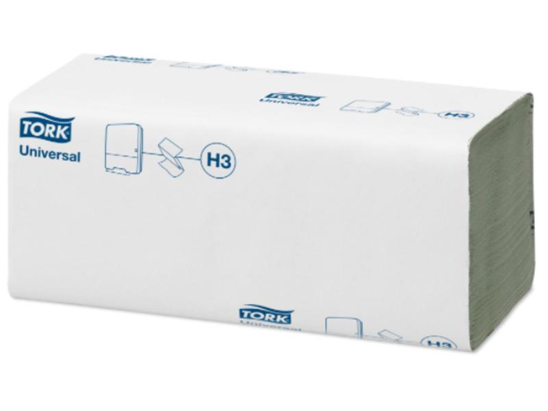 Tork Tork Z-vouw Handdoek 1-laags Groen H3 Universal