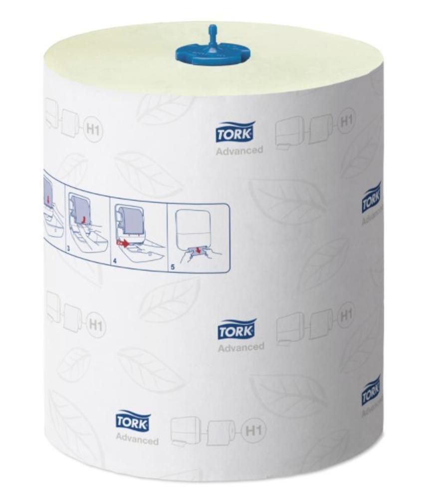 Tork Matic® Handdoekrol 2-laags Groen H1 Advanced