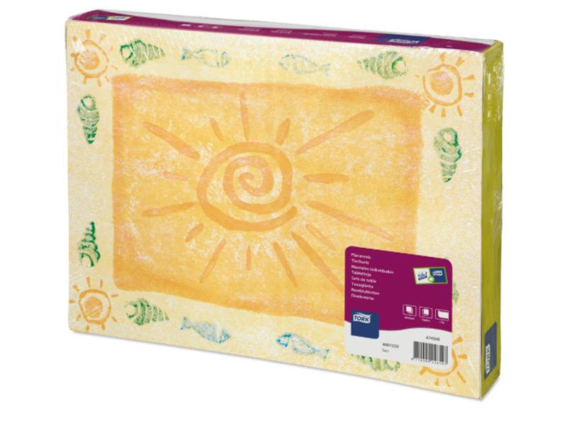 Tork Tork placemat 31x42cm Sun 5x500