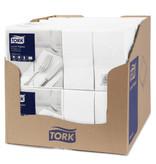 Tork Tork tissue servet 33x33cm 2-laags 1/8-vouw wit 10x200