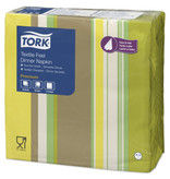 Tork Tork LinStyle® servet 40x40cm 1/4-vouw Natural Milano 12x50