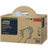 Tork Tork Heavy-Duty Reinigingsdoek XL Handy Box Blauw W7