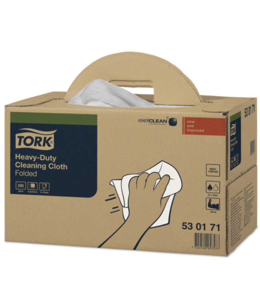 Tork Heavy-Duty Handy Box Reinigingsdoek W7