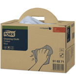 Tork Tork Cleaning Handy Box Reinigingsdoek Blauw W7