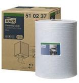 Tork Tork Cleaning Combi Rol Reinigingsdoek Blauw W1/W2/W3