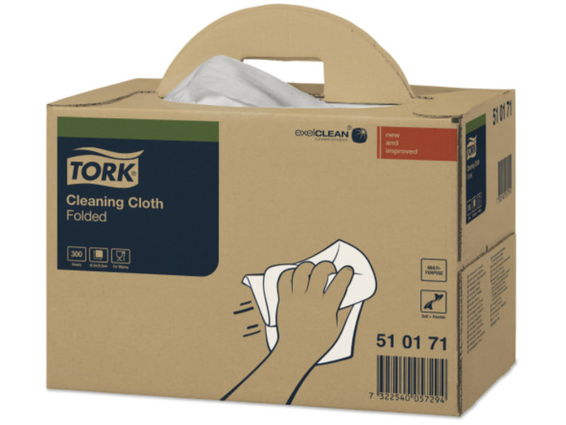 Tork Tork Cleaning Handy Box Reinigingsdoek W7