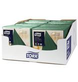 Tork Tork LinStyle® servet 39x39cm 1/4-vouw mountain pine green 12x50