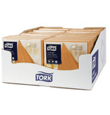 Tork Tork LinStyle® servet 39x39cm 1/4-vouw orange 12x50