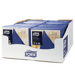 Tork Tork LinStyle® servet 39x39cm 1/4-vouw midnight blue 12x50