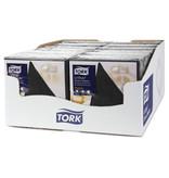 Tork Tork LinStyle® servet 39x39cm 1/4-vouw zwart 12x50