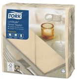 Tork Tork LinStyle® servet 39x39cm 1/8-vouw cream 12x50
