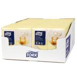 Tork Tork LinStyle® servet 39x39cm 1/8-vouw champagne 12x50