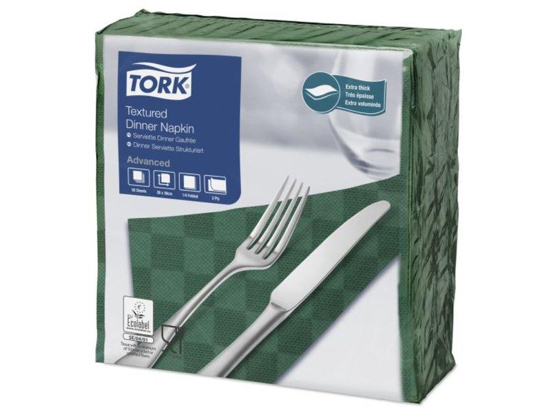 Tork Tork NexxStyle® servet 38x39cm 2-laags 1/4-vouw mountain pine green 18x50