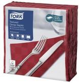 Tork Tork NexxStyle® servet 38x39cm 2-laags 1/4-vouw burgundy 18x50