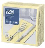 Tork Tork tissue servet 39x39cm 2-laags 1/8-vouw champagne 12x150