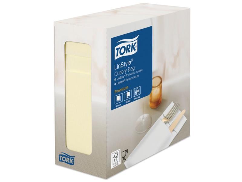 Tork Tork LinStyle® pochette champagne 4x60