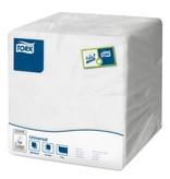 Tork Tork tissue servet 15x15cm 1-laags 1/4-vouw wit 4x2000