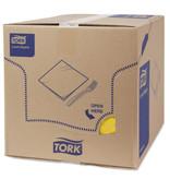 Tork Tork tissue servet 33x33cm 2-laags 1/4-vouw passion yellow 10x200