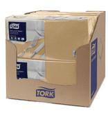 Tork Tork tissue servet 33x33cm 3-laags 1/4-vouw biscuit 10x150