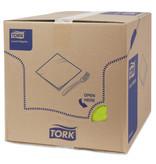 Tork Tork tissue servet 33x33cm 3-laags 1/4-vouw lime 10x150