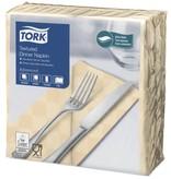 Tork Tork NexxStyle® servet 38x39cm 2-laags 1/8-vouw zand 12x100