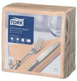 Tork Tork tissue servet 39x39cm 3-laags 1/4-vouw Perzik 12x100