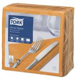 Tork Tork tissue servet 39x39cm 2-laags 1/4-vouw oranje 12x150