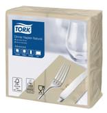 Tork Tork Dinnerservet 39x39cm 2-laags 1/8 vouw 12x150 Naturel