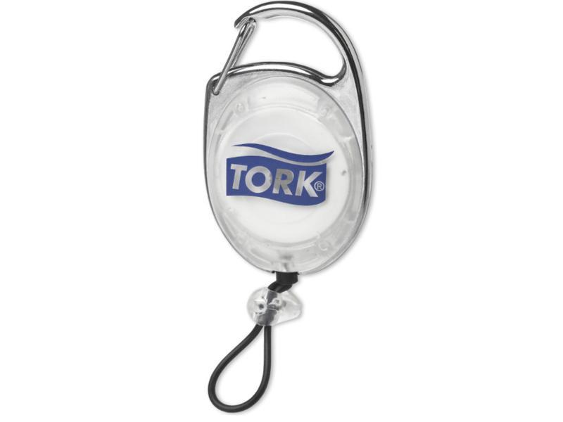 Tork Tork Clip voor Tork Alcohol gel voor Handdesinfectie (80ml)