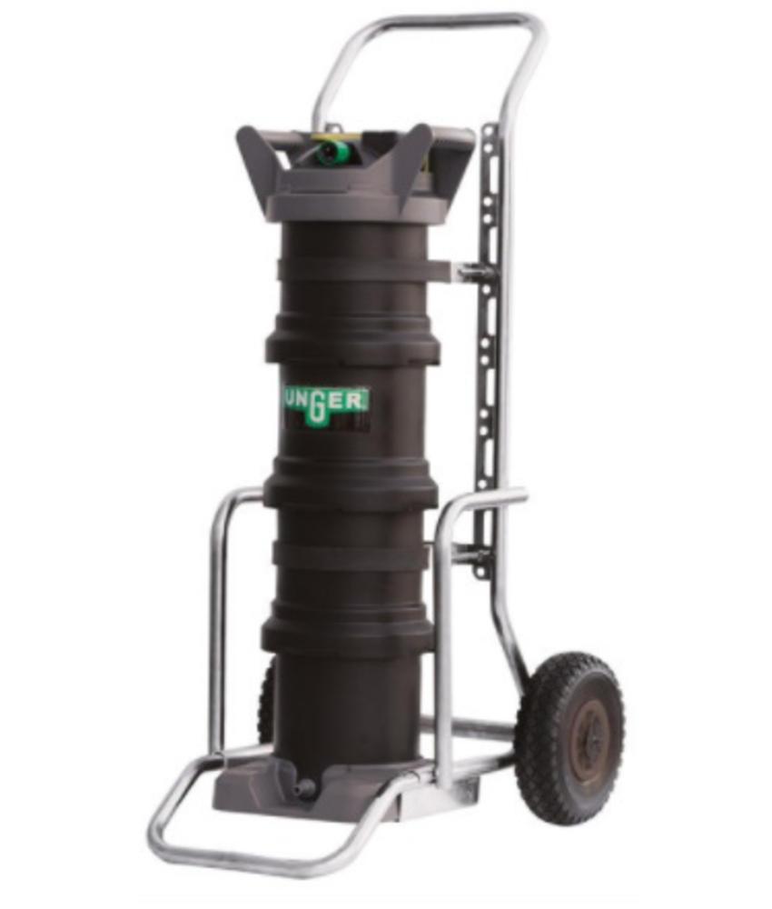 Unger HydroPower DI Filter 48, met kar