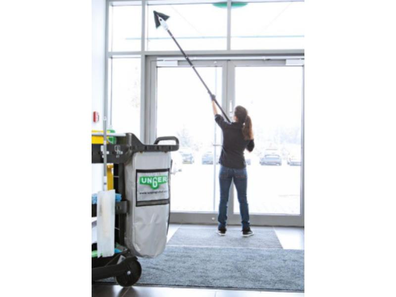 Unger Unger Stingray® Indoor reinigingsset 330 PLUS